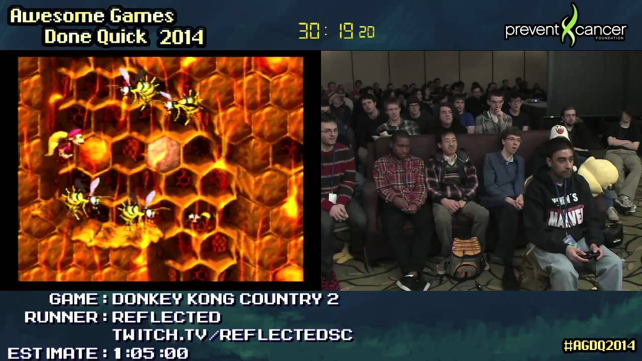 Awesome Games Done Quick 2014 Highlights And Bloopers