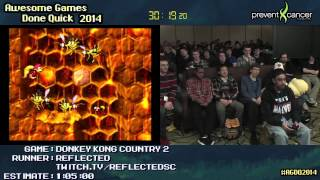 Awesome Games Done Quick 2014 - Highlights and Bloopers