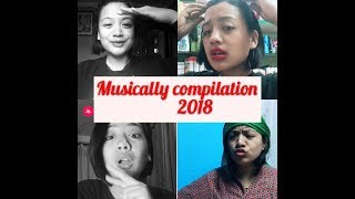 Nepali Songs Lip Sync & Dialogues || Musical.ly Compilation 2018 || ElenaDon