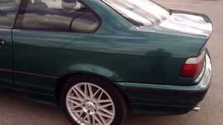 bmw e36 coupe  1992 318iS