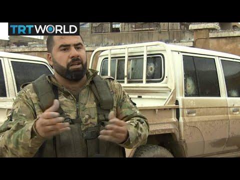 Operation Olive Branch: Kurdish FSA leader speaks out against YPG