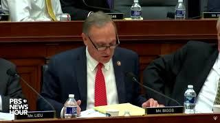 Watch: rep. andy biggs' full questioning of corey lewandowski | hearing