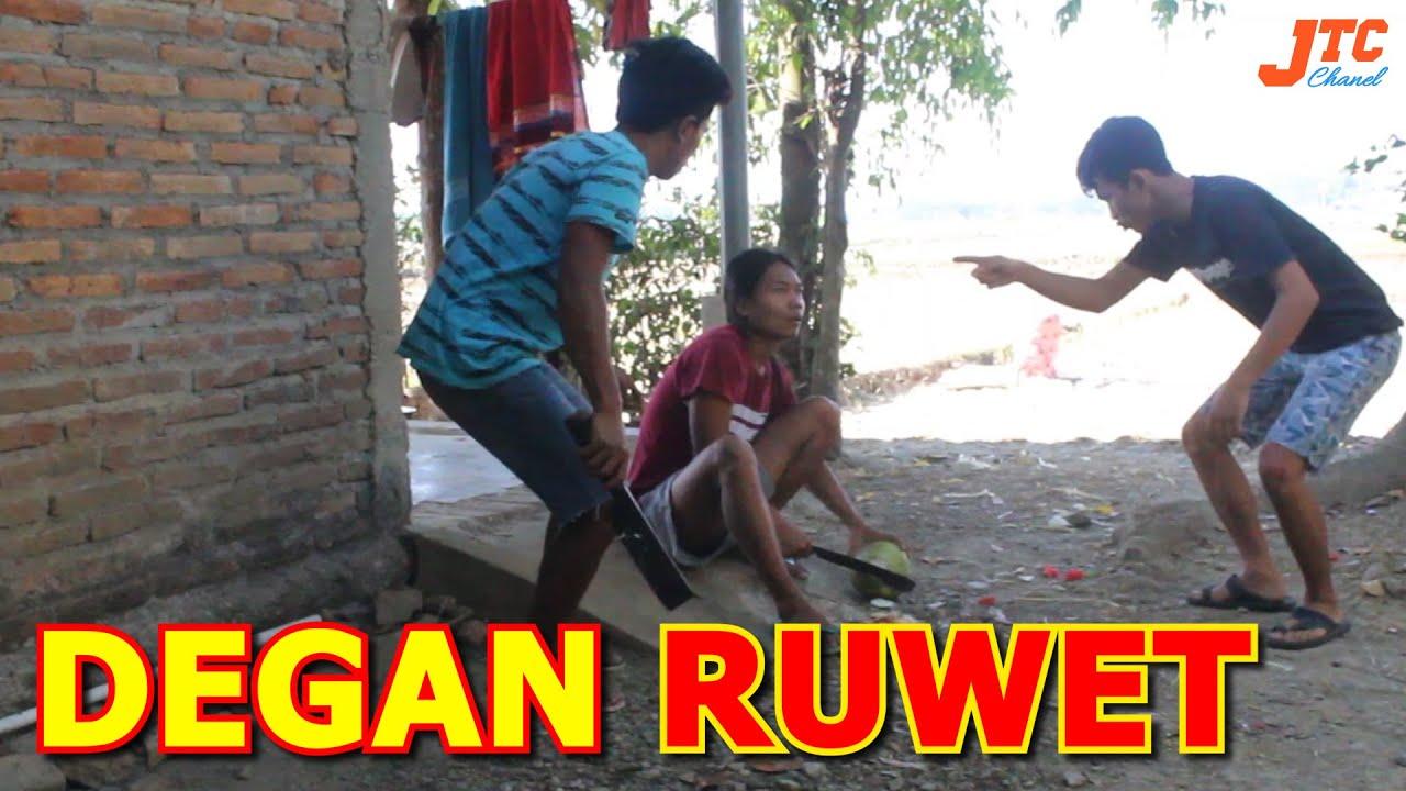 Download DEGAN RUWET    film pendek ngapak kebumen