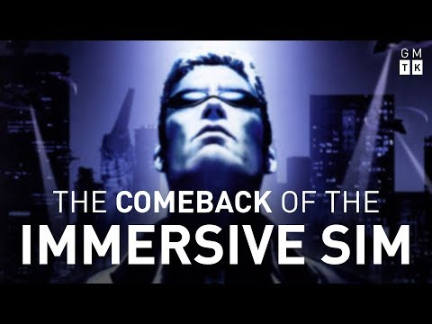 What makes an Immersive Sim, and why are they staging a comeback?