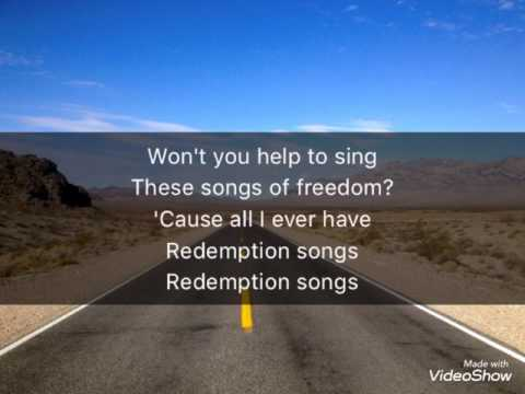 Redemption Song  Bob Marley  Lyrics