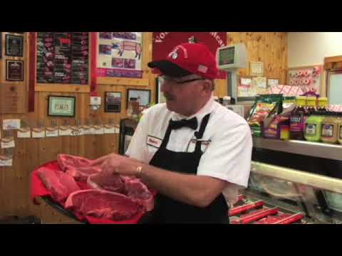 Von Hanson's Meats & Spirits – Meat Market & Butcher Shop