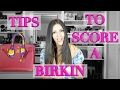 How To Buy A Birkin In Paris | NEW HERMES SYSTEM TIPS!