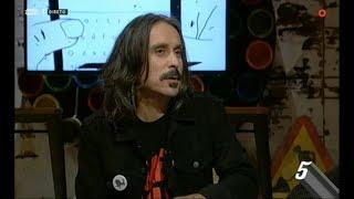 Diabo na Cruz no 5 Para a Meia-Noite (entrevista)