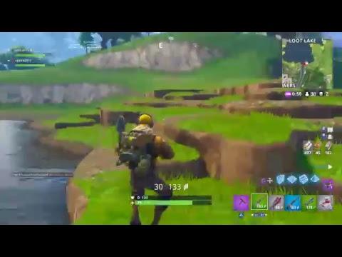 Fortnite Sniper Shootout w/ INR GAMING