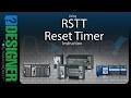 Designer: Using the RSTT Instruction