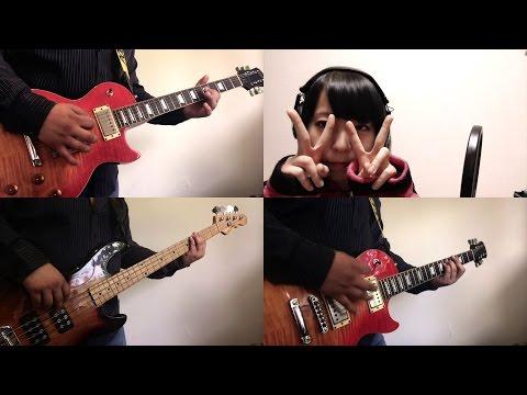 Fuuka OP『Climber's High!』Band Cover /Bear ft. Remi Kogen 高源麗美