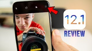 iOS 12.1 Made my iPhone Enjoyable Again! (iOS 12.1 Review)