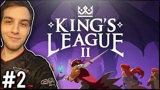 NO I POLECIAŁEM ZA KOBITĄ! - King's League 2 #2