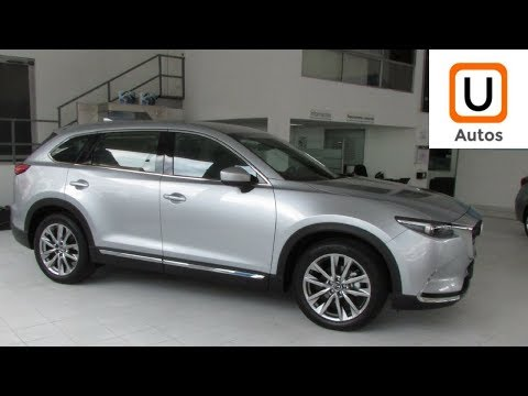 Mazda CX9 Grand Touring LX 2018 UNBOXING NetUAutos