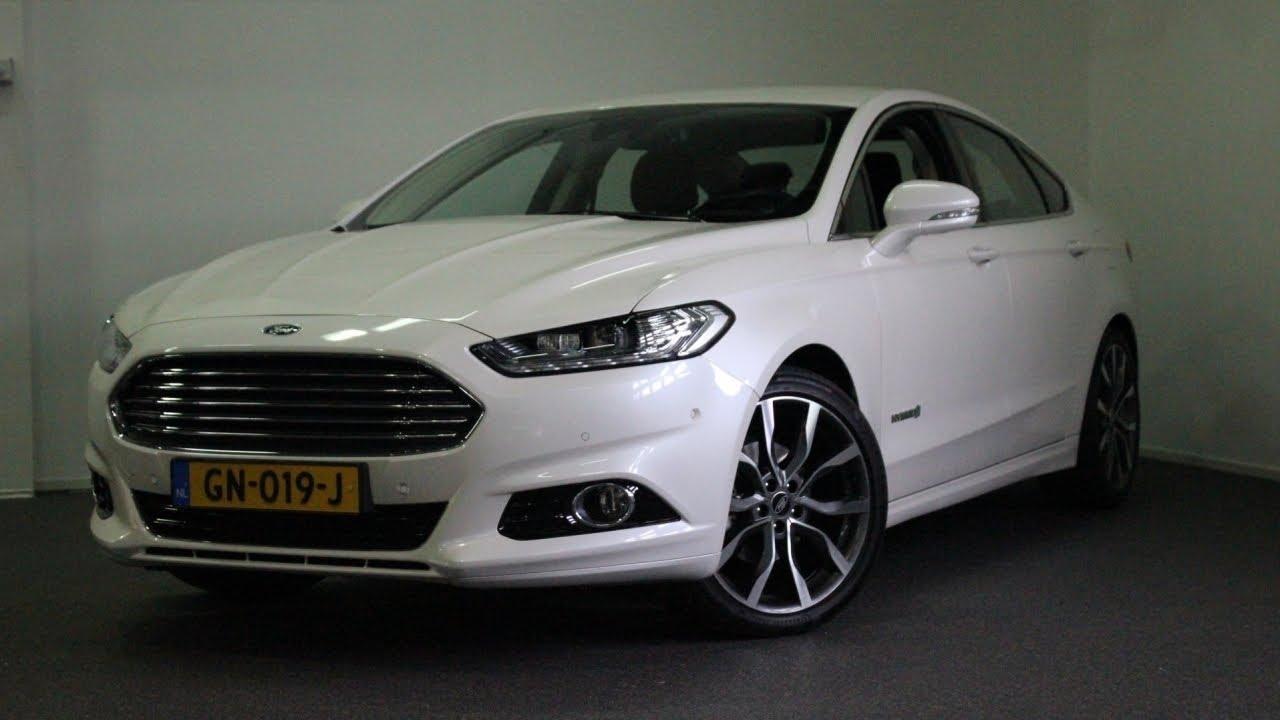 Ford Mondeo 20 Ivct 187pk Hev Titanium 4drs 19inch Lm