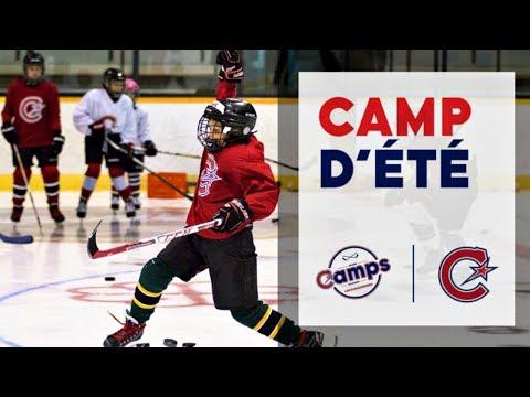 Camp d'été des Canadiennes! / Les Canadiennes Summer Camp! Promo #1