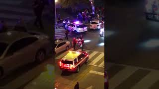 DEVELOPING: At least 5 people shot in Columbia Heights