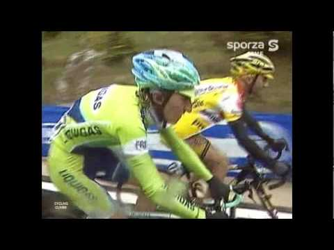 Giro d'Italia 2006 - Passo Furcia