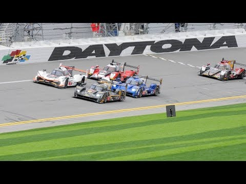 2018 Rolex 24 Hours of Daytona Extended Race Highlights