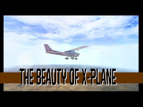 X-Plane 11 - The beauty of XPlane