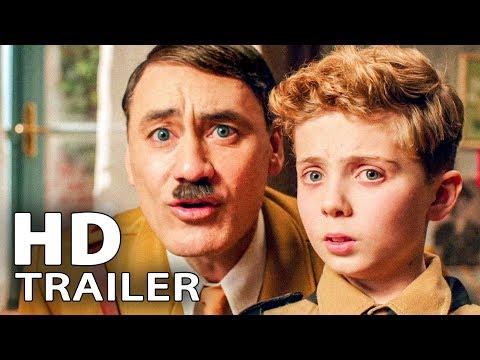 JOJO RABBIT Trailer 2 Deutsch German (2020)