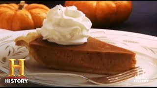 History Of The Holidays: Pumpkin Pie