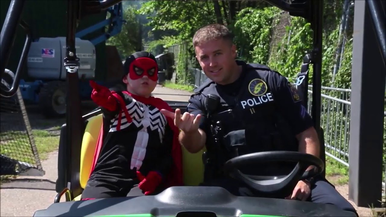 The Adventure of Sonic Spiderboy | Make-A-Wish Maine