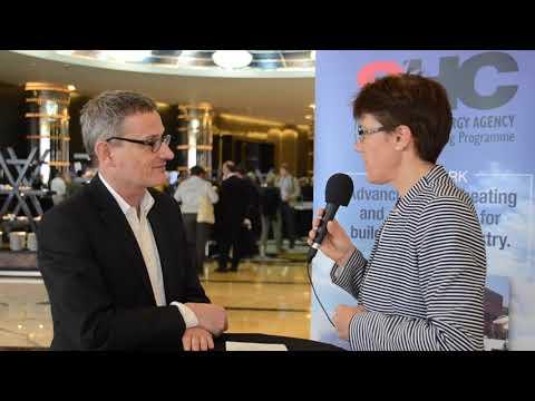 Stephen White: Solar Cooling Technologies in Australia