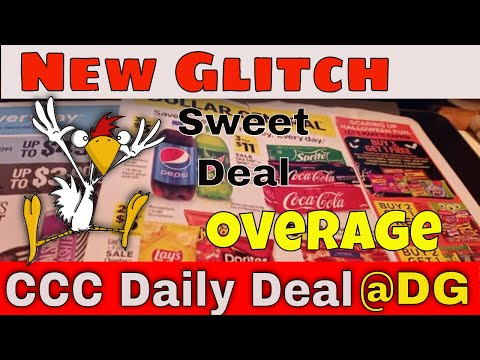 Dollar General Ad Preview We Got Overage And Super Deals