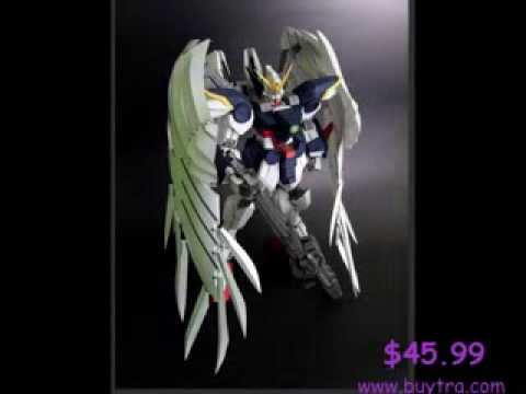 Papercraft Mobile Suit Paper Model