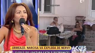 """Narcisa &quotBeyonce de Romania e constienta ca eu si Guta facem amor!"""""""