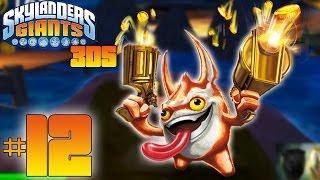 SKYLANDERS GIANTS 3DS PART 12 - Trigger Happy & Kanonenfutter | Let´s Play Skylanders Deutsch