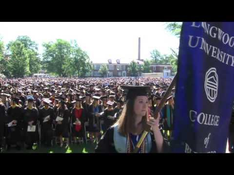 Longwood University Undergraduate Commencement 2016