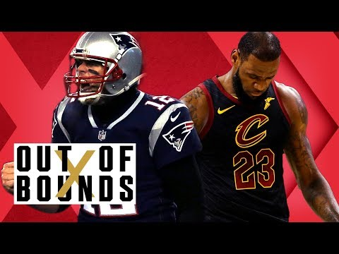 Cavs Hot Mess; Racism in Sports? Tom Brady Only Star QB Left | Out of Bounds