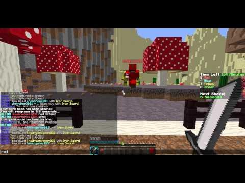 minecraft: pig wars! w/ chopchop2001