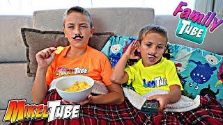 FamilyTube #15 La cuarta edad de Mikel y Leo
