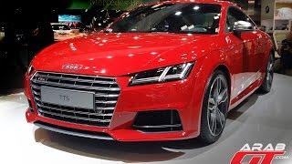 Audi TTS 2015 اطلاق اودي تي تي اس