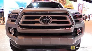 2020 Toyota Tacoma - Exterior and Interior Walkaround - Debut at 2019 Chicago Auto Show