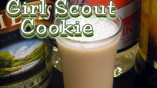 Girl Scout Cookie Shot Recipe - Popular Shots - theFNDC.com