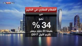 القطاع العقاري في دول الخليج