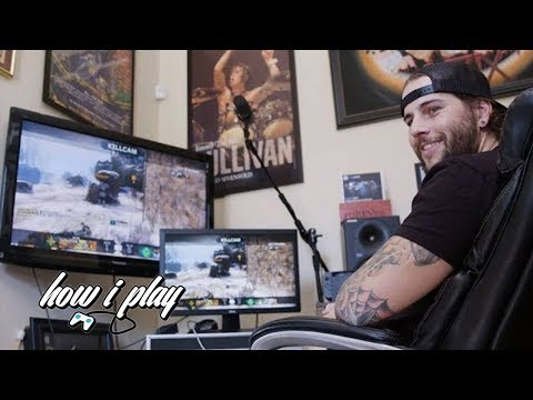 How I Play: Avenged Sevenfolds M Shadows
