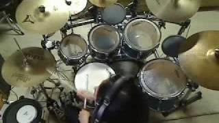 I am the Wooden Doors - Agalloch (drum cover)
