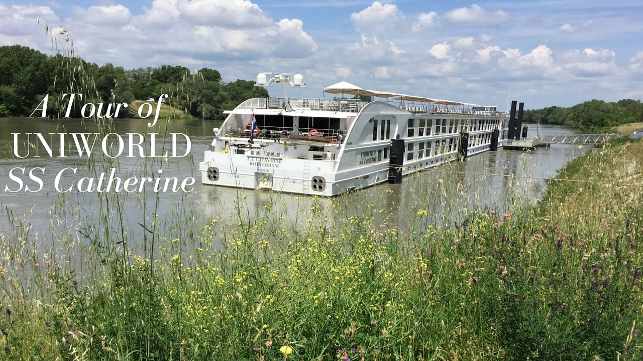 A Tour Of Uniworld SS Catherine On Our France River Cruise YouTube - Ss catherine