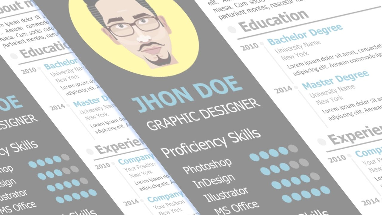 Free Resume Template - YouTube