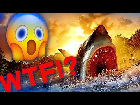 3 Terrifying SHARK Horror Stories | shark week 2019