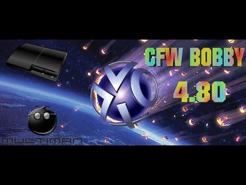 NOVA CFW BOBBY 4.80 DEX/CEX +MULTIMAN+IRISMAN+PSNPATCH+PSNINJA