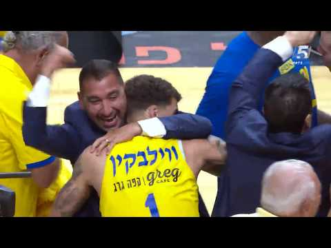 Recap: Maccabi FOX Tel Aviv 89 - Maccabi Rishon Lezion 75