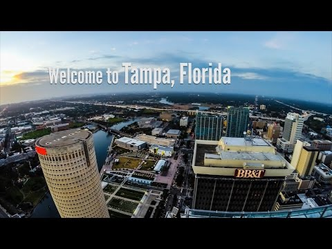 Welcome to Tampa, Florida - The Best City in the Nation