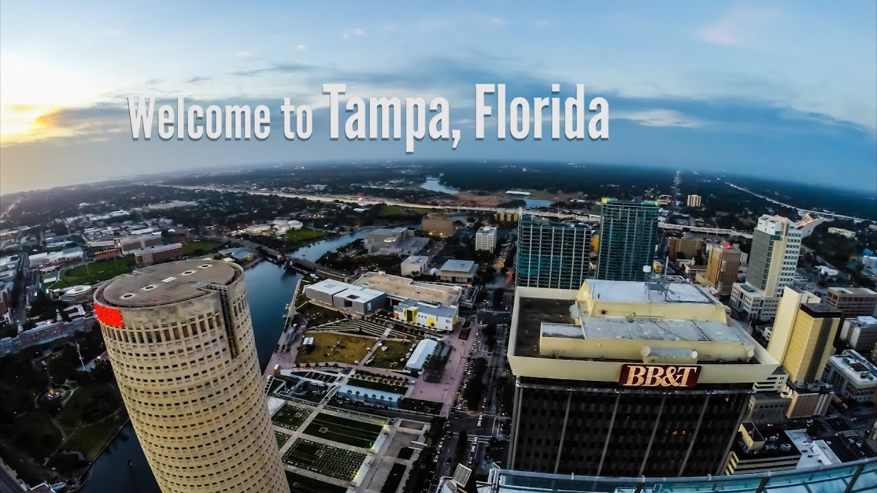 morar na flórida - cidades da Flórida - tampa florida