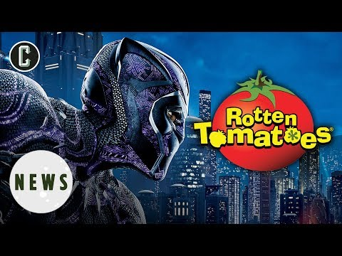 Black Panther Ranked as Top Movie of All Time According to Rotten Tomatoes